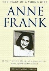 Okładka książki The Diary of a Young Girl: Anne Frank Anne Frank