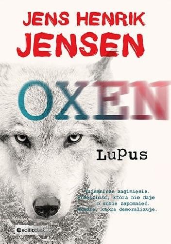 Okładka książki Lupus Jens Henrik Jensen
