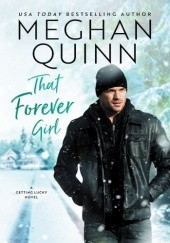 Okładka książki That Forever Girl Meghan Quinn