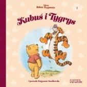 Okładka książki Kubuś i Tygrys Małgorzata Strzałkowska