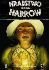 Okładka książki Hrabstwo Harrow. Tom 6. Inna Magia Cullen Bunn,Tyler Crook