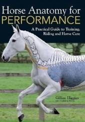 Okładka książki Anatomia i fizjologia w treningu konia Gillian Higgins,Stephanie Martin