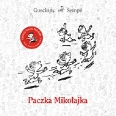 Okładka książki Paczka Mikołajka Jean-Jacques Sempé,René Goscinny