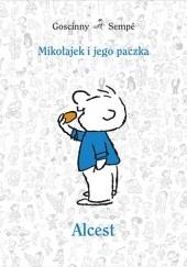 Okładka książki Mikołajek i jego paczka - Alcest Jean-Jacques Sempé,René Goscinny