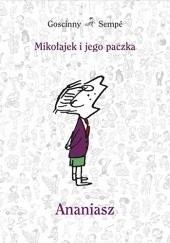 Okładka książki Mikołajek i jego paczka - Ananiasz Jean-Jacques Sempé,René Goscinny