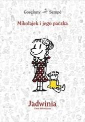 Okładka książki Mikołajek i jego paczka - Jadwinia i inne dziewczyny Jean-Jacques Sempé,René Goscinny