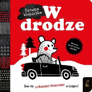 Okładka książki W drodze. Pierwsza książeczka Mojca Dolinar