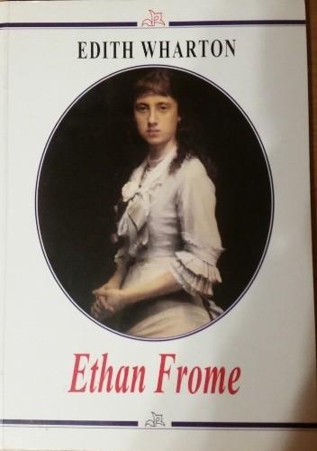 Okładka książki Ethan Frome Edith Wharton