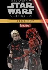 Okładka książki Star Wars: Dziedzictwo #2 Colin Wilson,John Ostrander,Jan Duursema,Brad Anderson,Dan Panosian