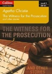 Okładka książki Witness for the Prosecution and Other Stories Agatha Christie