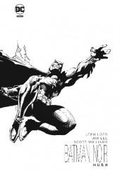 Okładka książki Batman Noir- Hush Jeph Loeb,Jim Lee