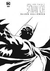 Okładka książki Batman Noir- Długie Halloween Jeph Loeb,Tim Sale