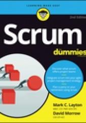 Okładka książki Scrum for Dummies, 2nd Edition David Morrow,Mark C. Layton