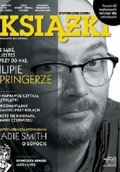 Okładka książki Książki. Magazyn do czytania, nr 4 (37) / wrzesień 2019 Redakcja magazynu Książki