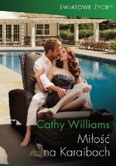 Okładka książki Miłość na Karaibach Cathy Williams