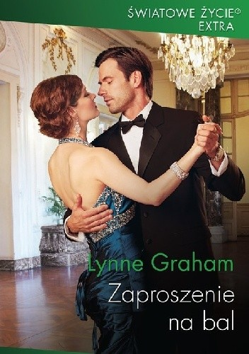 Okładka książki Zaproszenie na bal Lynne Graham