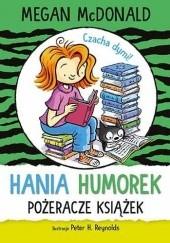 Okładka książki Hania Humorek. Pożeracze książek Megan McDonald