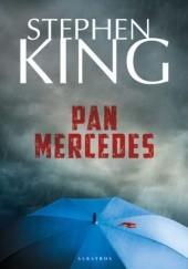 Okładka książki Pan Mercedes Stephen King