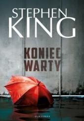 Okładka książki Koniec warty Stephen King