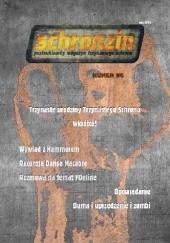 Okładka książki Schronzin 5/2012 Michał Tusz,Kamil Kwiatkowski,Iwona Sewera,Małgorzata Ślązak,Redakcja magazynu Schronzin,Jerzy Kubok,Janusz Zieliński