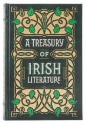 Okładka książki A Treasury of Irish Literature