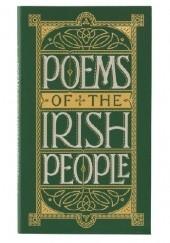 Okładka książki Poems of the Irish People praca zbiorowa