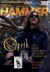 Okładka książki Metal Hammer, nr 9 (339) / 2019 Redakcja magazynu Metal Hammer