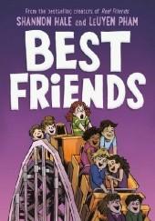 Okładka książki Najlepsze przyjaciółki Shannon Hale,LeUyen Pham