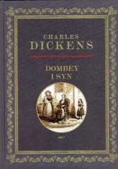 Okładka książki Dombey i syn tom 1 Charles Dickens