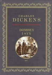 Okładka książki Dombey i syn tom 2 Charles Dickens