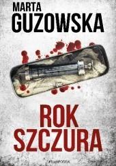 Okładka książki Rok Szczura Marta Guzowska