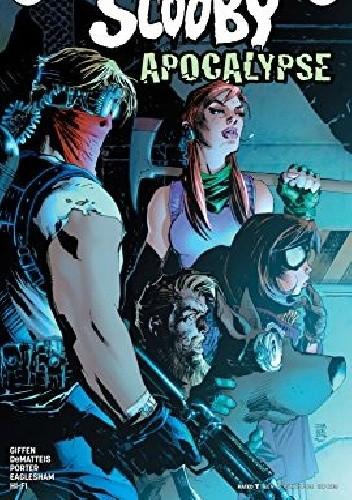 Okładka książki Scooby Apocalypse #3 Jim Lee