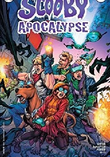 Okładka książki Scooby Apocalypse #7 Jim Lee