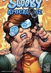 Okładka książki Scooby Apocalypse #14