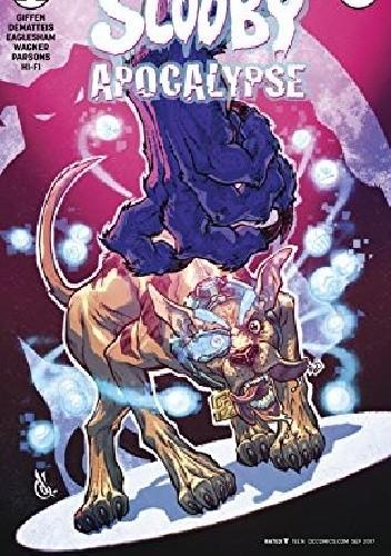 Okładka książki Scooby Apocalypse #15 Jim Lee