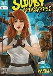 Okładka książki Scooby Apocalypse #28 Jim Lee