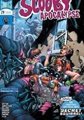 Okładka książki Scooby Apocalypse #29 Jim Lee