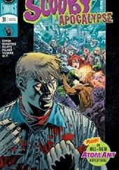 Okładka książki Scooby Apocalypse #31 Jim Lee
