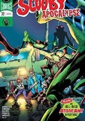 Okładka książki Scooby Apocalypse #32 Jim Lee