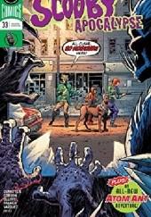 Okładka książki Scooby Apocalypse #33 Jim Lee
