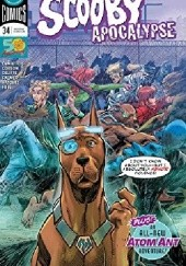 Okładka książki Scooby Apocalypse #34 Jim Lee