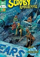 Okładka książki Scooby Apocalypse #35 Jim Lee
