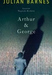 Okładka książki Arthur & George Julian Barnes
