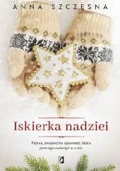 Okładka książki Iskierka nadziei Anna Szczęsna