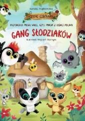 Okładka książki Przyjaciele mogą wiele, czyli magia z leśnej polany. Gang Słodziaków Renata Piątkowska