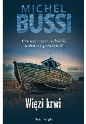 Okładka książki Więzi krwi Michel Bussi
