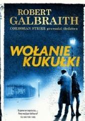 Okładka książki Wołanie kukułki Robert Galbraith