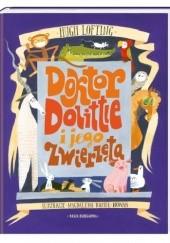 Okładka książki Doktor Dolittle i jego zwierzęta Hugh Lofting