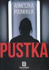 Okładka książki Pustka Agnieszka Podmokła