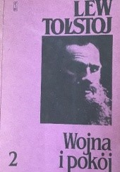 Okładka książki Wojna i pokój. 2 Lew Tołstoj